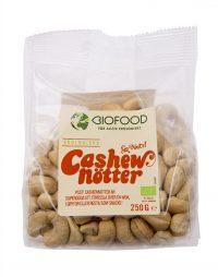 Cashewnötter hela 250g