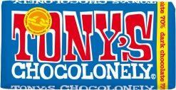 Choklad Mörk Tony's