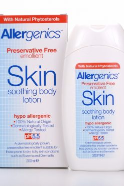 HUDLOTION ALLERGENICS