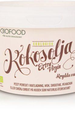 Kokosolja Extra Virgin 500ml