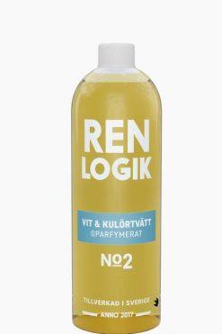 REN LOGIK VIT &  KULÖRTVÄTT OPARYMERAD
