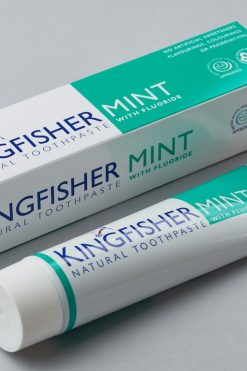 Tandkräm Mint Fluor